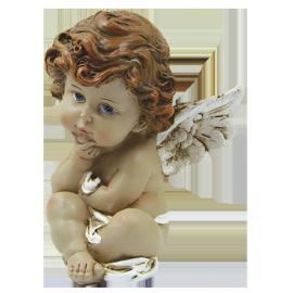 ANGELES SENTADOS