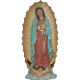 GUADALUPE VIRGEN MEXICO 11CM MARMOLINA