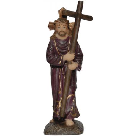JESUS DE NAZARETH 11CM MARMOLINA