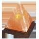 LAMPARA DE SAL PIRAMIDE 20X17CM 3,5KG