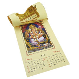 CALENDARIO GANESHA 2018