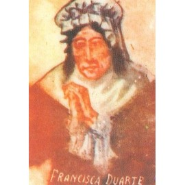 ESTAMPA FRANCISCA DUARTE