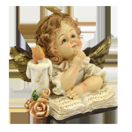 ANGEL FIGURA BUSTO INFANTIL 5CM (REF 07136)