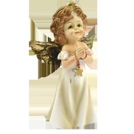 ANGEL FIGURA INFANTIL 9CM (REF 07134)