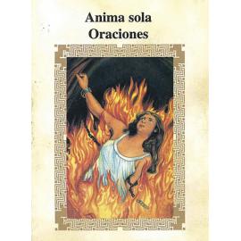 LIBRITO ORACIONES ANIMA SOLA 7X5 CM