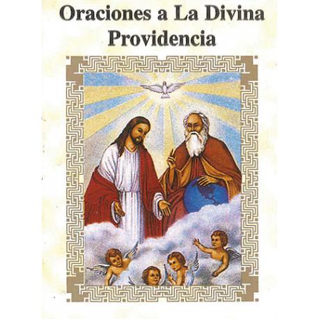 LIBRITO ORACIONES DIVINA PROVIDENCIA 7X5 CM