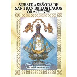 LIBRITO ORACIONES NUESTRA SEÑORA SAN JUAN DE LOS