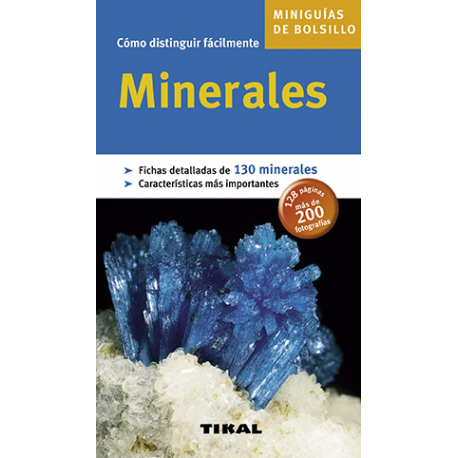 COMO DISTINGUIR FACILMENTE MINERALES