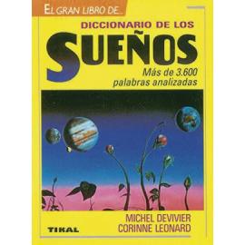 EL GRAN LIBRO DE DICCIONARIO DE LOS SUEÑOS
