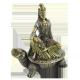 BUDA GUANYIN 15X14X9 CM (REF 57876)