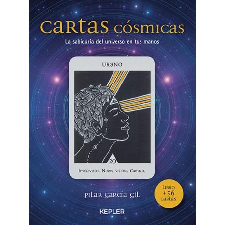 CARTAS COSMICAS 36 CARTAS MAS LIBRO