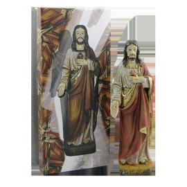 SAGRADO CORAZON DE JESUS 20CM 12046