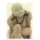 IMAGEN SHAOLIN NO OIGO 10CM APROX REF 51301