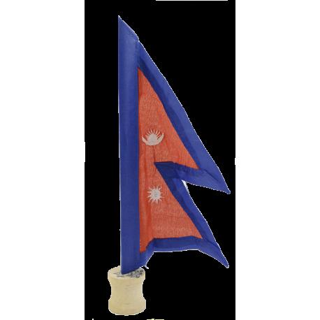 BANDERA DEL NEPAL