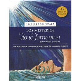 LOS MISTERIOS DE LO FEMENINO PARA HOMBRES Y MUJERES MAS CARTAS