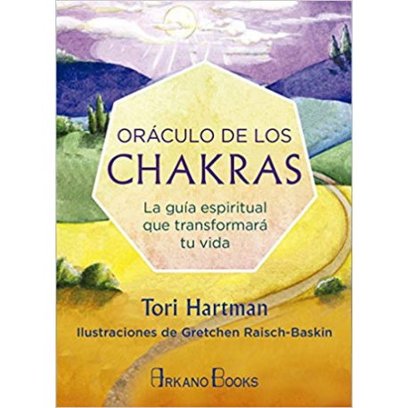 ORACULO DE LOS CHAKRAS