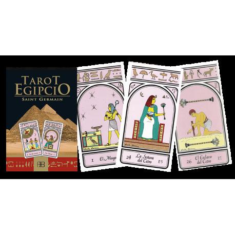 TAROT EGIPCIO (SAINT GERMAIN)