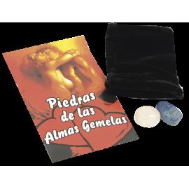 PIEDRAS DE LAS ALMAS GEMELAS (PIEDRAS DEL AMOR)
