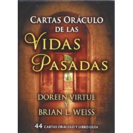 CARTAS DEL ORACULO DE LAS VIDAS PASADAS