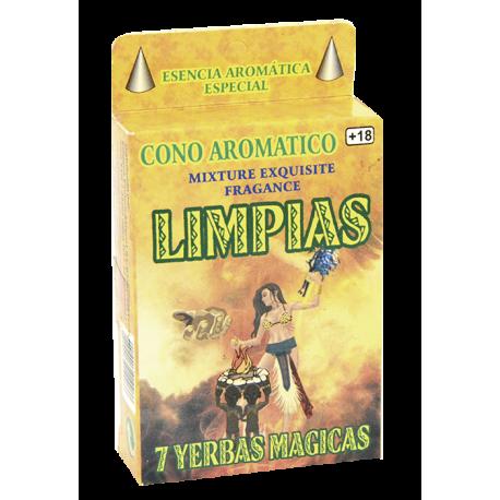 CONO LIMPIAS