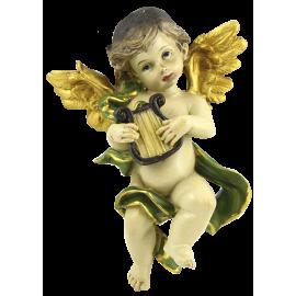 ANGEL MUSICO PARA COLGAR ABCD 12CM
