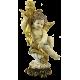 VELERO ANGEL DORADO CREMA 27CM BCDE REF 4913121