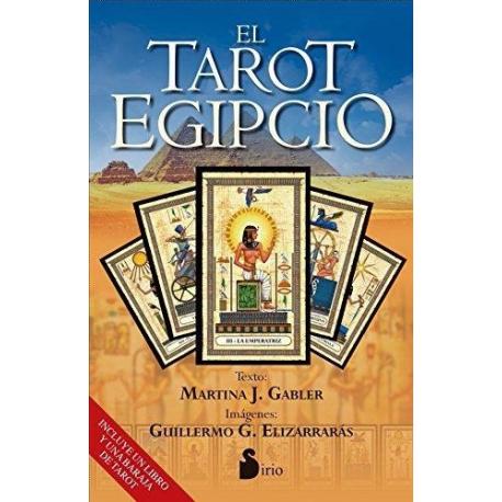 EL TAROT EGIPCIO ESTUCHE
