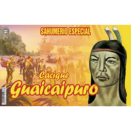 SAHUMERIO GUAICAIPURO