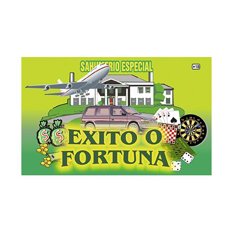 SAHUMERIO EXITO O FORTUNA