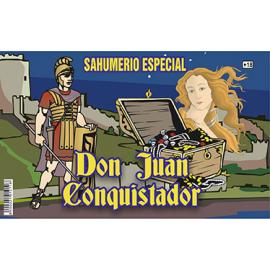 SAHUMERIO JUAN EL CONQUISTADOR