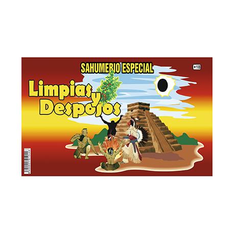 SAHUMERIO LIMPIAS Y DESPOJOS