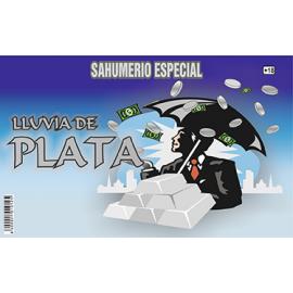 SAHUMERIO LLUVIA DE PLATA
