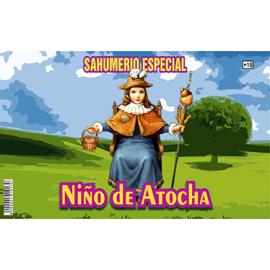 SAHUMERIO NIÑO DE ATOCHA
