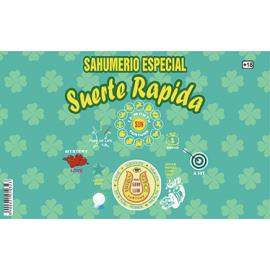 SAHUMERIO SUERTE RAPIDA