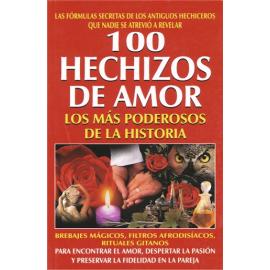 CIEN HECHIZOS DE AMOR