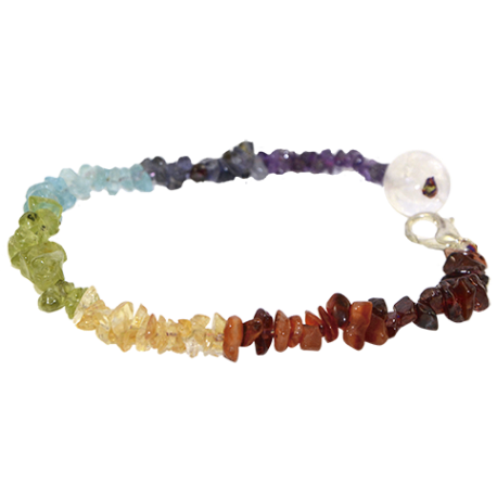 PULSERA CHIP ENGARCE CHAKRAS