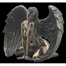 IMAGEN ANGEL MUJER DESNUDA 12X17X10CM REF 18121