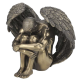 IMAGEN ANGEL DESNUDO 13X14X11CM REF 18118