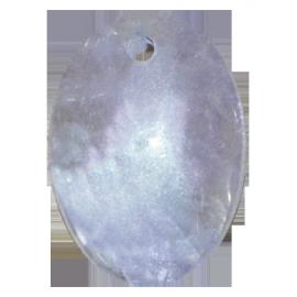 COLGANTE AQUA AURA HIELO 3,5 CM APROX.