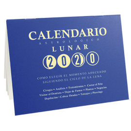 CALENDARIO ASTROLOGICO LUNAR 2020
