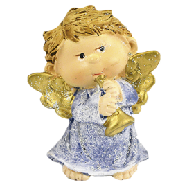 ANGEL MUSICAL IMAN 4CM REF 07176