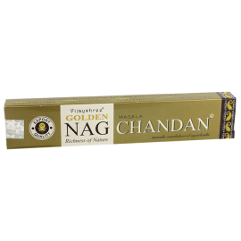 INCIENSO GOLDEN NAGCHANDAN VARILLA