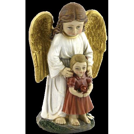 ANGEL DE LA GUARDA AB 9CM APROX REF 09069