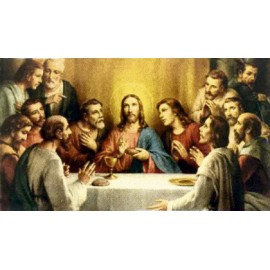 ESTAMPA LOS 12 APOSTOLES