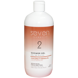 GEL SEVEN COCO 500ML (LOTE EA295)