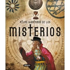 ATLAS ILUSTRADO DE LOS MISTERIOS