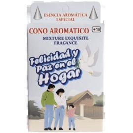 CONO FELICIDAD Y PAZ EN EL HOGAR