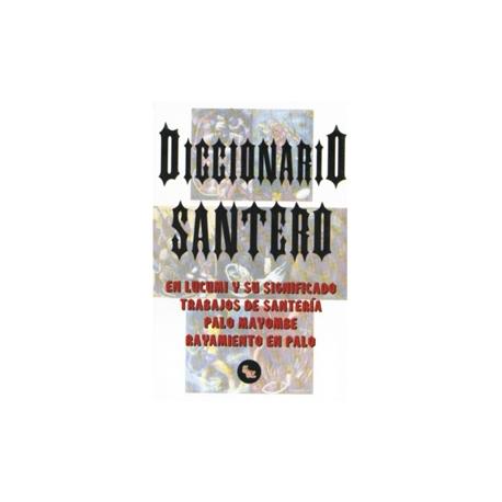 DICCIONARIO SANTERO