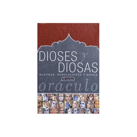 DIOSES Y DIOSAS MANTRAS, MEDITACIONES Y DONES
