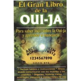 EL GRAN LIBRO DE LA OUIJA